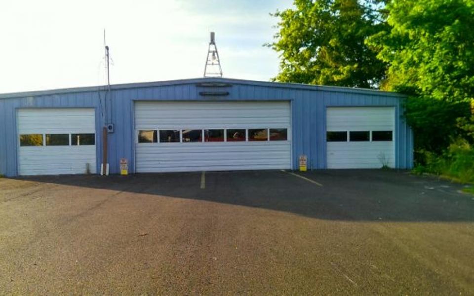Fire Station Deconstruction 1