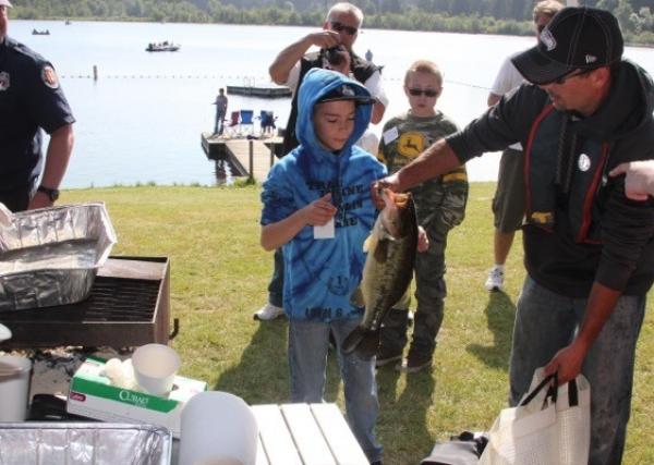 2015 Scott Lake Kids Fishing Derby