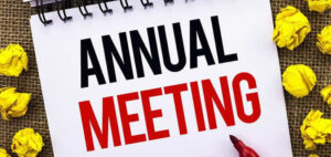 Scott Lake Maintenance Company Homeowners' Association 2020 Annual Meeting @ Remote Meeting - Zoom